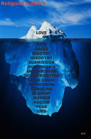 Religious Iceberg
