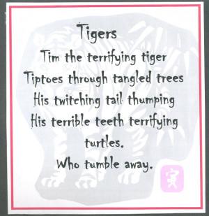 alliteration poems alphabet alliteration poem of their poems related ...