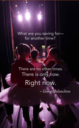 What Are You Saving For… For Another Time! There Are No Other Times ...