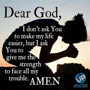 Faith #Strength #Endurance #Hope