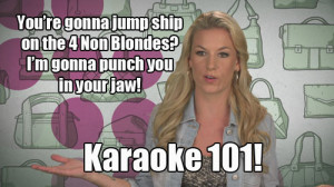 Jessimae Peluso Girl Code Quotes
