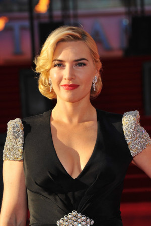 Kate Winslet Body Image, Diet, and Exercise Quotes