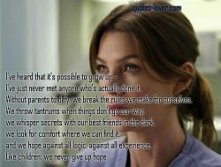 Topics: Grey's Anatomy Picture Quotes , Revenge Picture Quotes , Sex ...