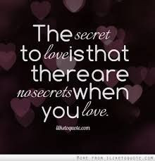 keeping secrets quotes - Google Search