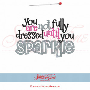 Quotes and Sayings About Sparkles