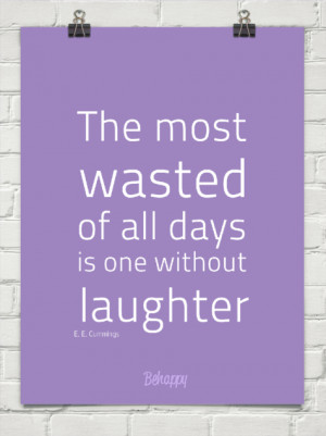 Laughter..