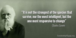 think this quote really goes with situational leadership because in ...