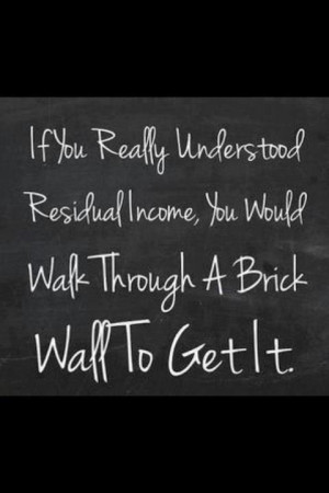 What Is Residual Income? Learn the Basics of Passive Income