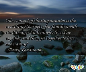 Nanny Quotes