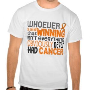 Inspirational Leukemia Quotes Gifts