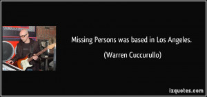 Quotes About Missing People