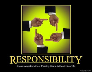 Realizing True Personal Responsibility and Individual Accountability