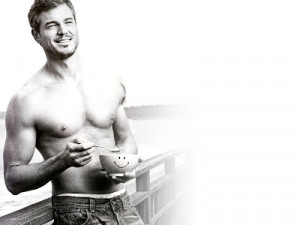 "Eric Dane. It's no shocker that the ash-blond, green-eyed ""McSteamy ..."