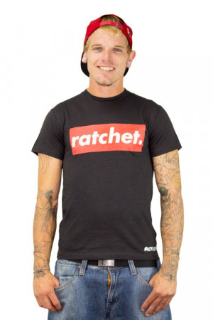 This is our Ratchet tshirt, all of out trendy tees are 100% cotton t ...