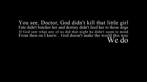 watchmen quotes rorschach text only black background 1366x768 ...