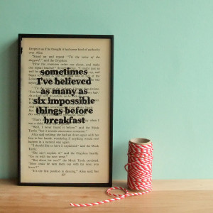 Alice In Wonderland Quotes Tumblr Alice in wonderland quote on