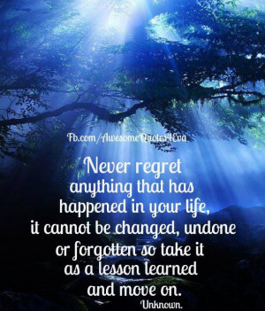 """living a life with no regrets speech essay 1196 quotes have been tagged as regret:  , inspire, inspiring, life, life-quotes, living , optimism  """"one of the greatest regrets in life."""