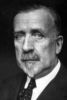 Heinrich Mann in 1930 KEYSTONE Pictures USA Eyevine