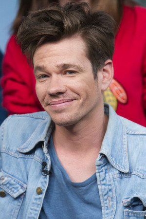 Nate Ruess Fun http://www.starpulse.com/events/19184/0/32/Fun.+Visits ...