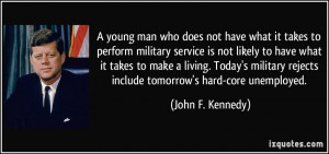 Military Service Quotes