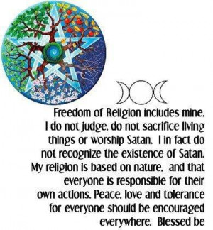 wicca like its sister religion paganism has rules pagans and wiccans ...