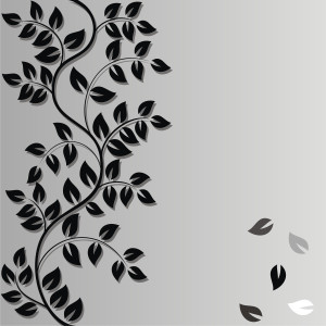 Free Vector Description: Seamless tree background. Free vector ...