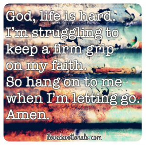 """Quotes on Courage, Hope, and Overcoming Obstacles . """"The Christian ..."""