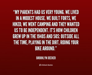 Brooklyn Decker Quotes