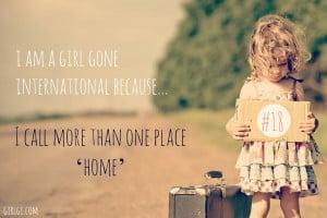 compass rose | girl gone international