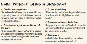 Quotes About Bragging On Facebook
