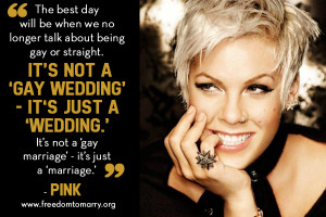 Pink The Singer Quotes Grammy-pink