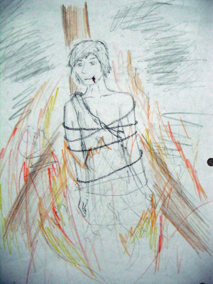 The Transgressor (Anthem, Ayn Rand) by halfbloodprincess789