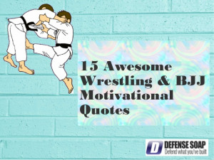 15 Awesome MMA & Wrestling Motivational Quotes