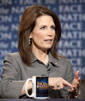 ... News, Presidential candidate Rep. Michele Bachmann (R-MN) appears on