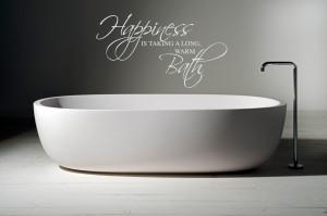 Bathroom Quotes HD Wallpaper 2