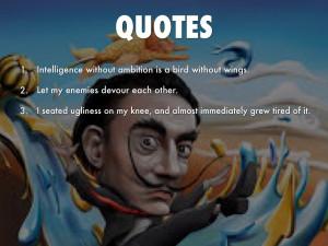 Salvador Dali Quotes HD Wallpaper 2