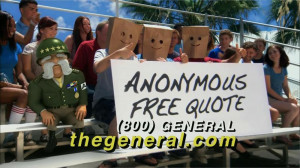 The General TV Spot, 'Anonymous Quote' - Screenshot 9