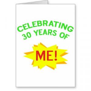 Funny Birthday Quotes Men Turning 30