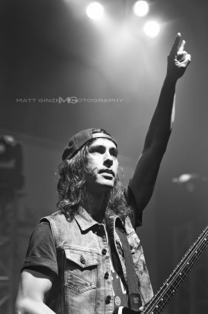 Vic Fuentes Self Harm Story A world without music is a