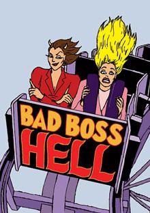 Work Nightmare #1: The Very Bad Boss