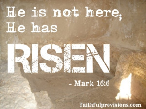 cross the resurrection and the choice that we must all make when it ...