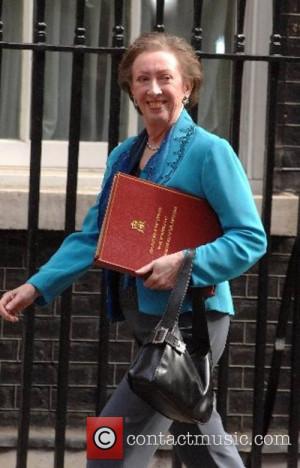 Margaret Beckett 10 Downing Street