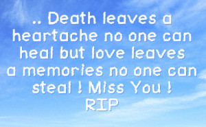Miss You Rip Quotes Pictures