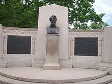 ... -Brown , erected at the Gettysburg National Cemetery in 1912. [ 82
