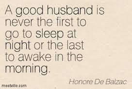 Good Morning Husband Quotes
