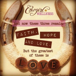 Cowgirl Faith Quotes Pinterest Pin