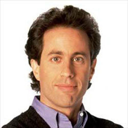 More Jerry Seinfeld images: