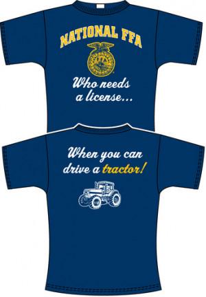 FFA Chapter T Shirts Designs