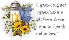 Proud of Grandson Quotes | Granddaughter's and Grandson's