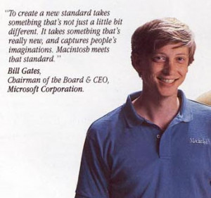 Archrival and Knight in Shining Armor – Microsoft's Relationship ...